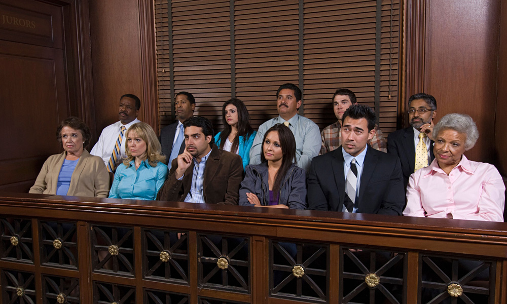 Jury Rights Home – Most powerful law enforcement agency in